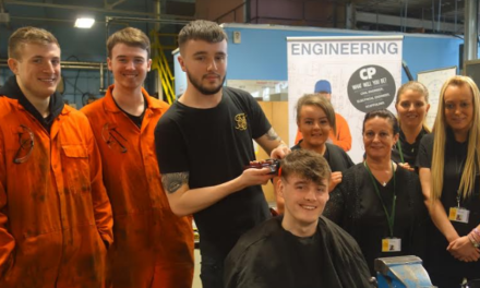 Learners share skills for National Apprenticeship Week