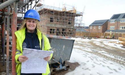 Housebuilder calls for more women to join the construction industry