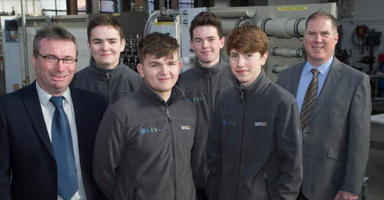 North Shields Engineering company provides career solutions for apprentices