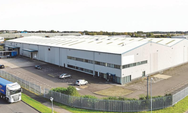 Buccleuch Property purchases £3.475m industrial property in Peterlee