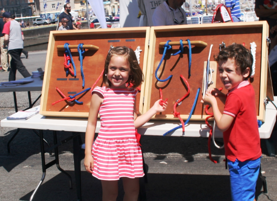 Heroes, shanties, stage performances and a world record attempt – it's all part of learning about The Tall Ships Races Sunderland 2018