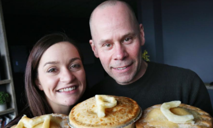 Food Nation aiming pie in fight to strengthen social connections