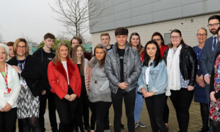 Boost for college apprentices as local employer takes on another 23