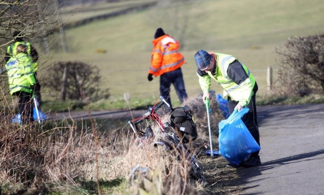 Help Clean up the C2C in County Durham