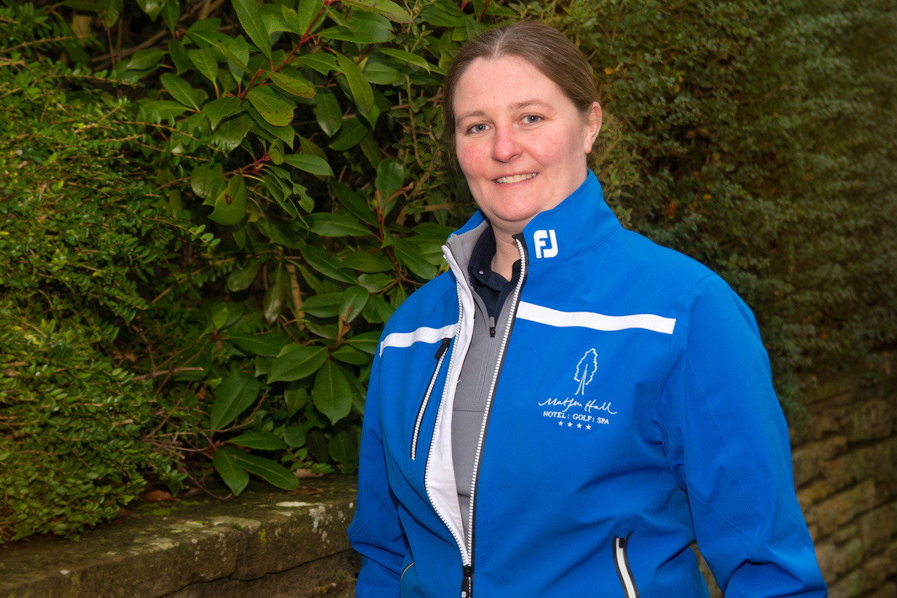 Northumberland hotel appoints first female golf manager in the North East