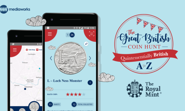 Launch of The Royal Mint app continues Mediaworks' success