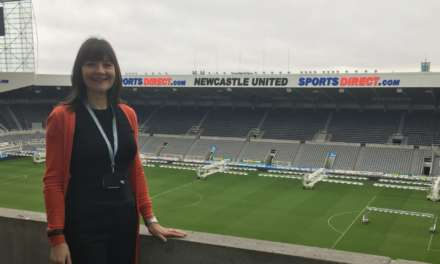 Sodexo signs new sales manager at St James' Park