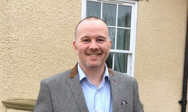 New General Manager At Hardwick Hall Hotel