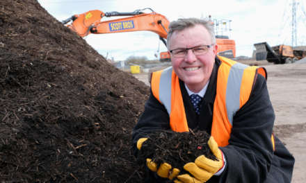 Scott Bros. aims for prosperous green shoots from its new compost production investment