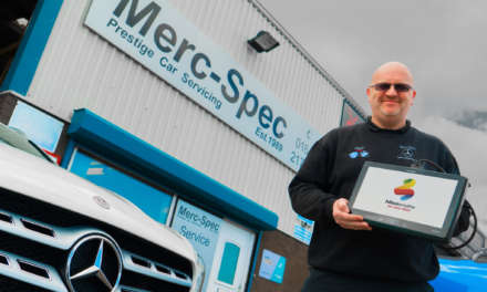 Middlesbrough garage owner gets ready to 'hit the road'