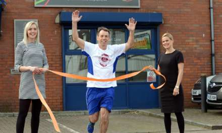 Cygnet Law backs Boro's Charlie Bell in London Marathon