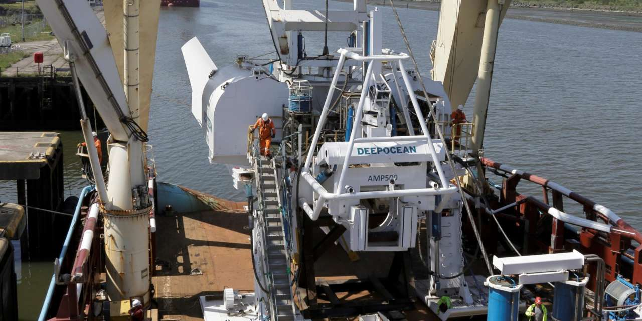 Osbit secures major DeepOcean plough upgrade to support subsea gas pipeline project