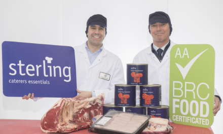 Country Valley Foods named first firm in North East to join Sterling Supergroup