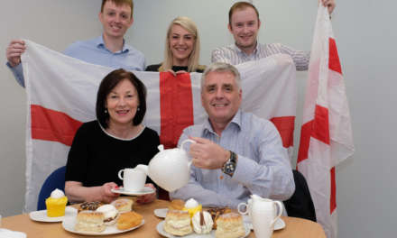 Nortech celebrate national spirit with St George's Day holiday for staff