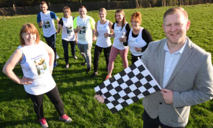 Tyne Tunnels Community Fund supports Epinay Business and Enterprise School in 'Jarra Jim' run