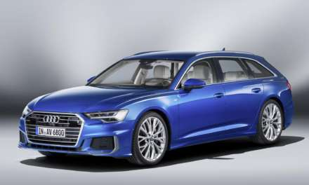 CARRYING FAVOUR: THE NEW AUDI A6 AVANT