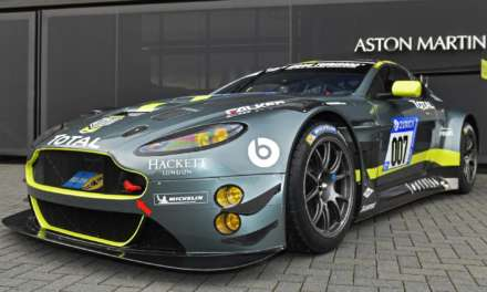 ASTON MARTIN CONFIRMS TWO-CAR ENTRY FOR ADAC ZURICH 24-HOUR RACE