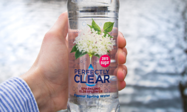 Sunderland based soft drinks manufacturer, bottler and distributor, invests in a bold rebrand for its flavoured water product