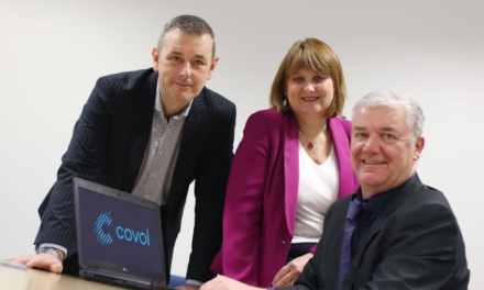 Covol Engineering starts up with a £300,000 investment for growth