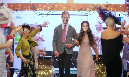 Passion for fashion raises £7k for cancer charity