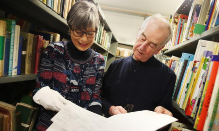 David Almond Archive Entrusted to North East Museum