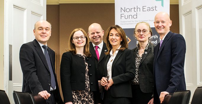 Ward Hadaway advises on creation of £120m fund to support hundreds of North East businesses