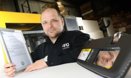 North East plastics manufacturer receives global automotive excellence standard