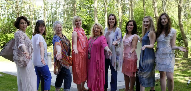 North East fashionistas support ethical fashion event on Earth Day 2018