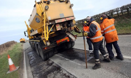 Council announces extra funding for pothole and road repairs