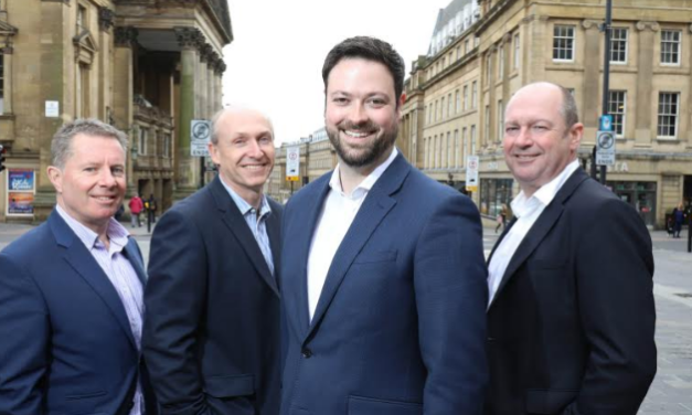 North East recruiter sets sights on business growth following new investment