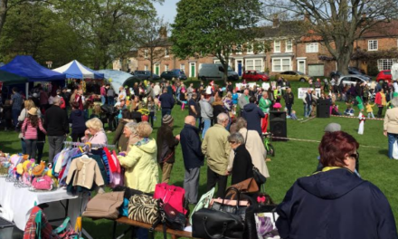 Get into the Bake-off spirit for the 31st annual Butterwick Hospice May Fayre