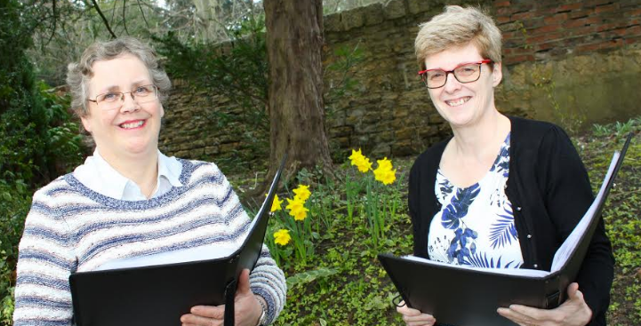 Hospice choir prepares to perform again