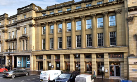 Trophy Newcastle city centre building sold for £4m