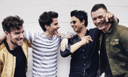 STEREOPHONICS TO PLAY SCARBOROUGH OPEN AIR THEATRE – SUMMER 2018