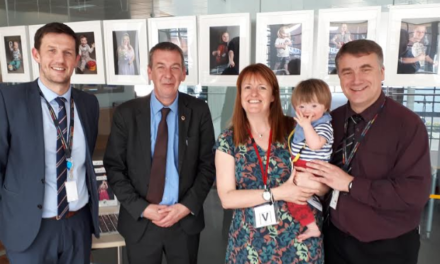 'Look at Me' – Down's Syndrome Exhibition Catching the Eye in Hartlepool