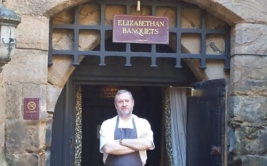 New head chef at Lumley Castle