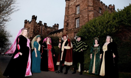 Tudor treats at Lumley Castle