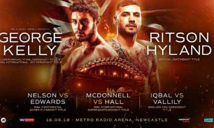 Eddie Hearn Presents a Night of Championship Boxing