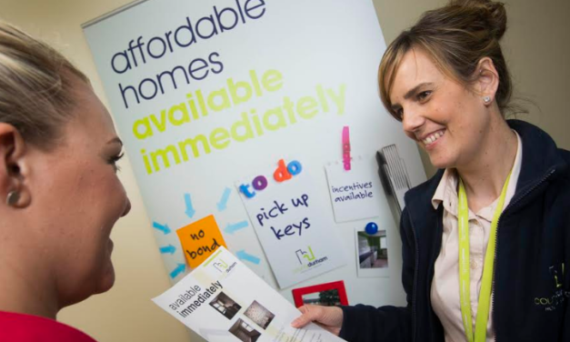 Dozens discover affordable housing in Coundon