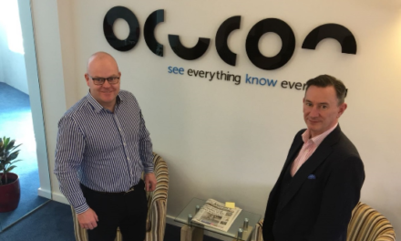 North East based technology start up – Ocucon – bolsters senior  team with appointment of Anthony King
