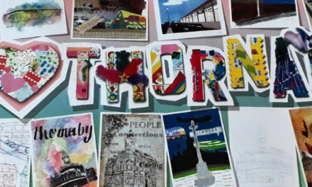 Students' art captures the beauty of Thornaby