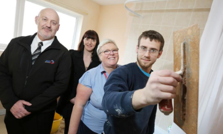Veteran gains valuable work experience thanks to Karbon Homes