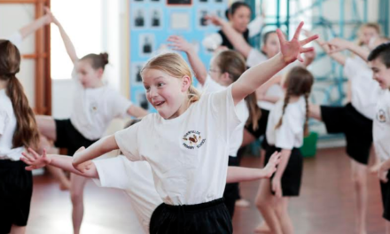 Overfields Primary welcomes The Royal Ballet