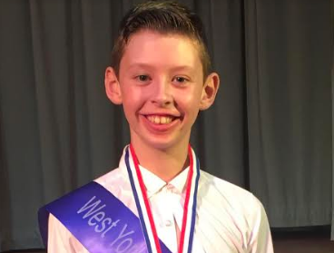 Student secures place with top dance company