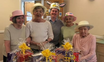 Easter fayres raise hundreds for Teesside care homes