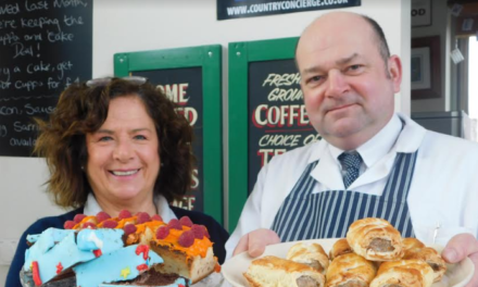 Fundraising campaign is easy as pie Hospice baking campaign launches