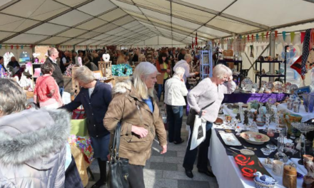 Chic Vintique market returns to Stockton High Street this weekend
