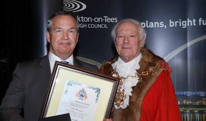 A big 'THANK YOU': here's who was recognised in this year's Mayor's Civic Awards