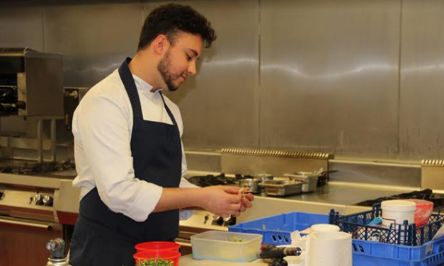 Talented chefs from Rockliffe Hall and Jesmond Dene House win the Great North Menu competition
