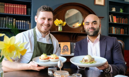 Lawyers Finalise Deal Bringing Creative Chef to New Jesmond Restaurant